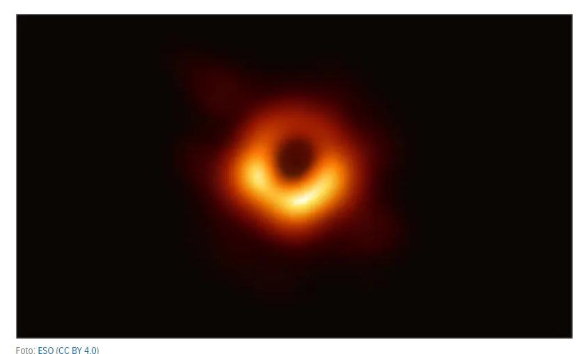El primer agujero negro fotografiado por la ciencia ya tiene nombre: Powehi