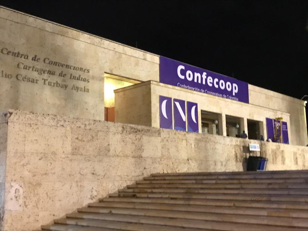 Confecoop Cartagena Cooperativismo