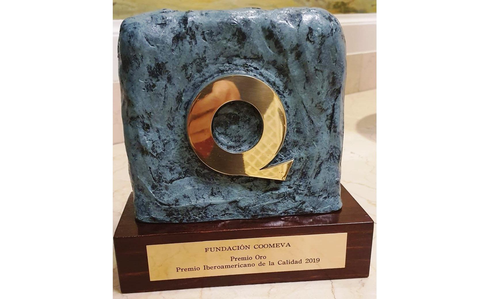Fundación Coomeva, Oro Iberoamericano 2019