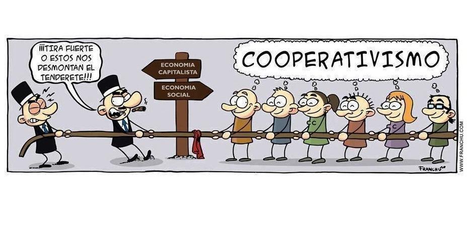 Cooperativismo se hace desde cualquier esquina económica