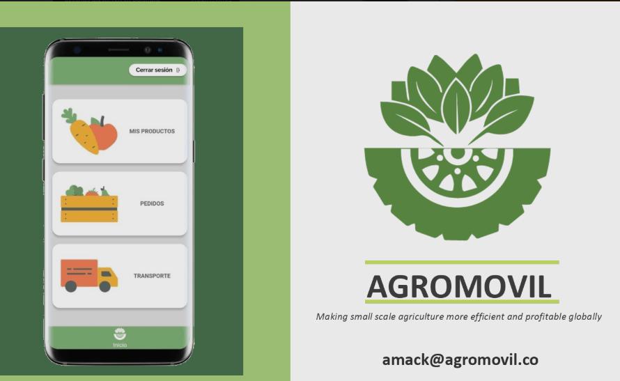 Para apoyar al campo y estar más conectados la aplicación Agromovil de Comultrasan