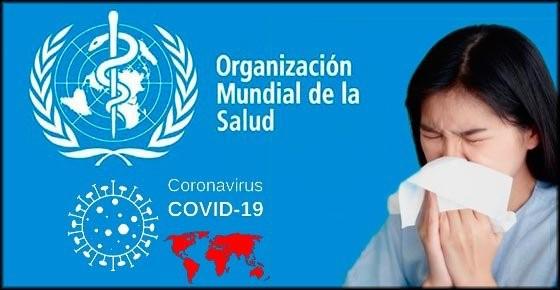 La OMS considera que el 10% de la población mundial ya se contagió de coronavirus