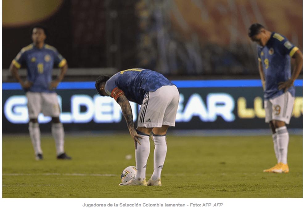 Blog Deportivo reveló problemas entre jugadores del combinado nacional