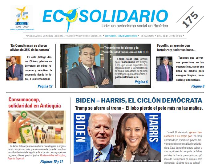 BIDEN - HARRIS, EL CICLÓN DEMÓCRATA