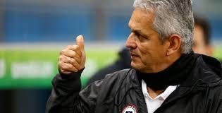 Reinaldo Rueda, dirige la Selección Colombia