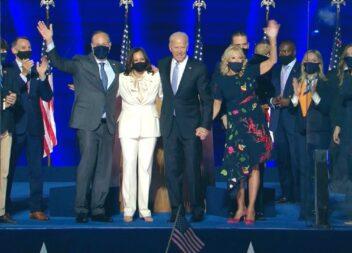 Recomponer el caos Trump con unidad democrática, apuesta Biden-Harris