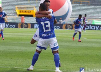 Gol de Guarín: alegría millonaria. Dolor para el Pereira