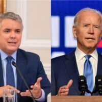 Colombia es un país cercano y querido para mi corazón: Biden a Duque
