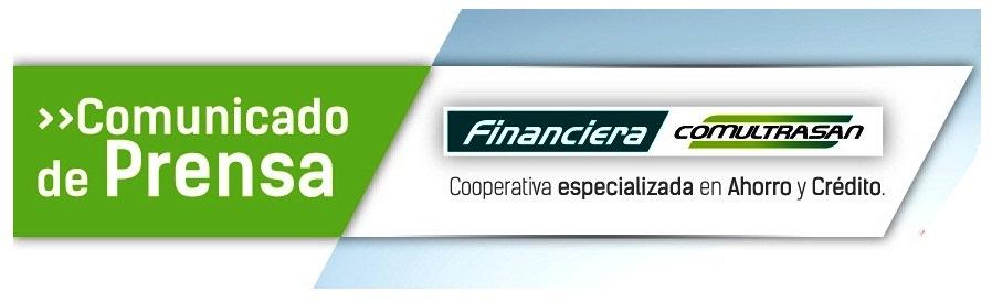 Comunicado de prensa 003 - Financiera Comultrasan presentó su informe de gestión 2018