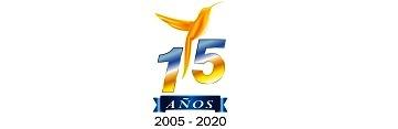 Ecosolidario  15 años 10x10.indd