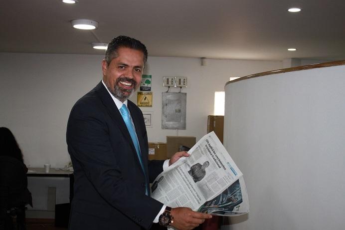 Carlos Augusto Villa Rendón, deja la Presidencia Ejecutiva de Equidad Seguros
