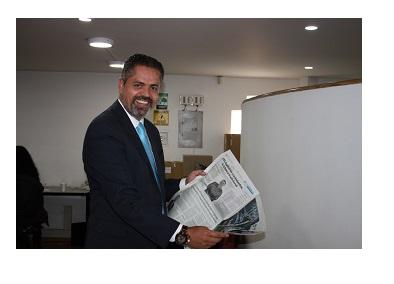 Carlos Augusto Villa Rendón: 6 años positivos