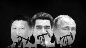 Un tridente maléfico se reparte el petroleo Venezolano Rusia,China,Cuba