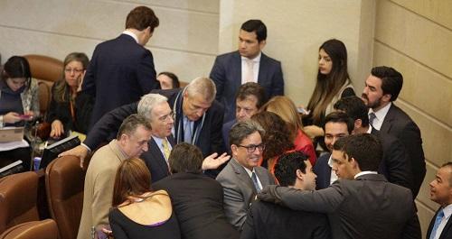 Torcida la adjudicaron a dedo del metro de Bogotá: Rodrigo Lara, senador
