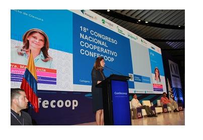 'El cooperativismo es un compromiso de crecimiento con legalidad'