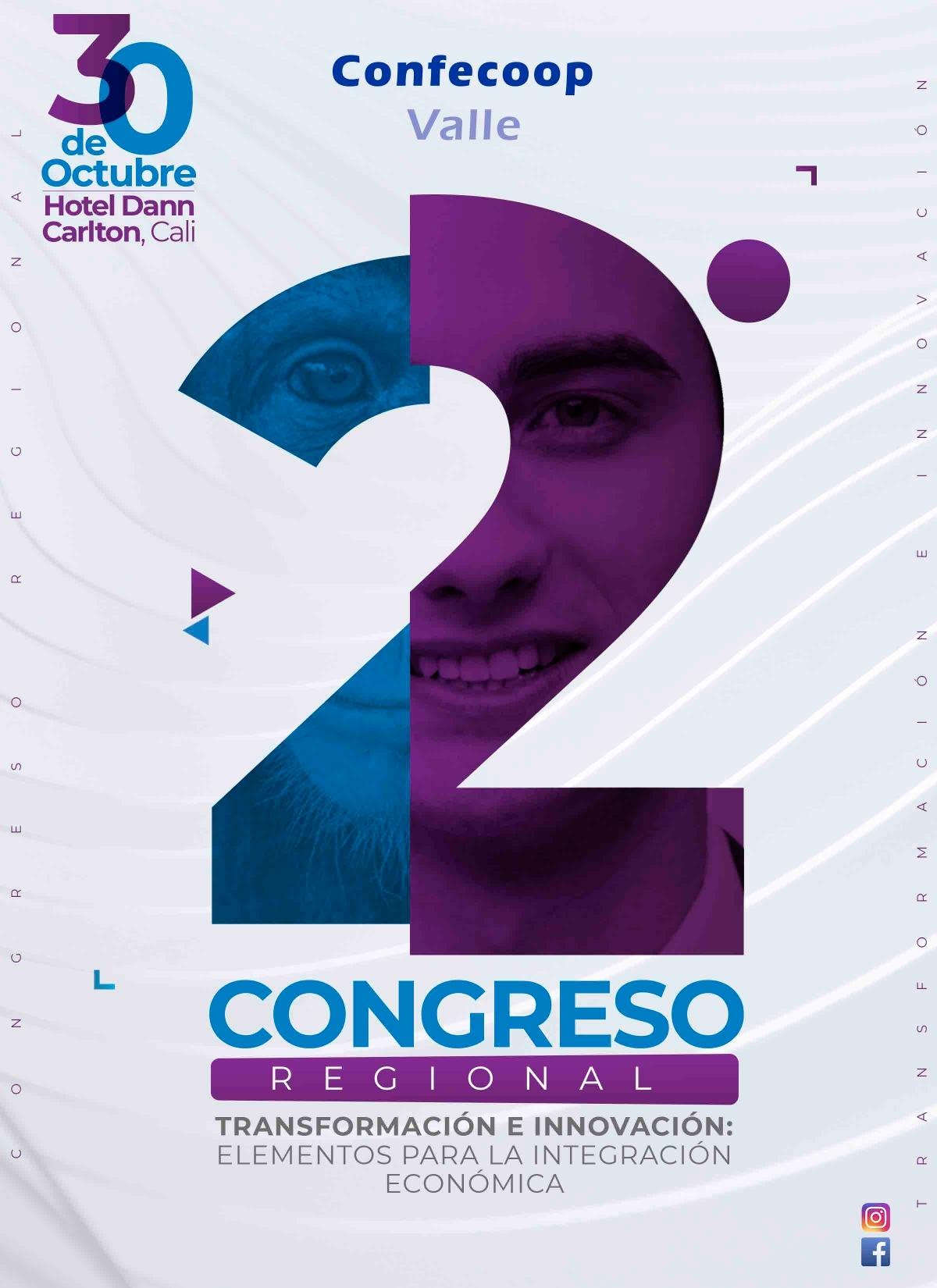 Confecoop Valle Congreso regional