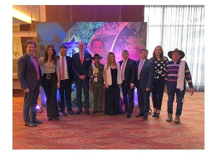 COOPERACIÓN VERDE OBTUVO EL PRIMER PUESTO EN LOS PREMIOS BIBO 2019, CATEGORÍA CONSTRUCCIÓN DE PAISAJES SOSTENIBLES