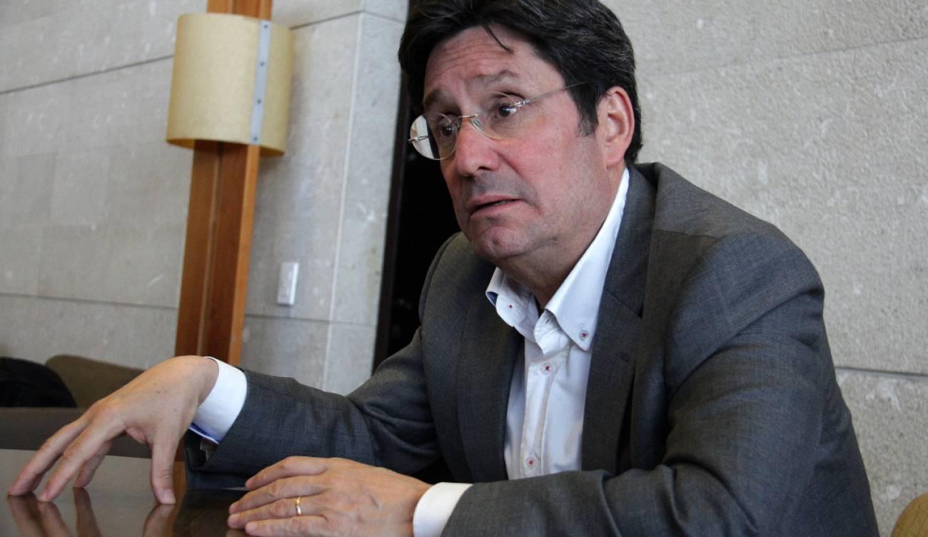 Pacho Santos desnudó al gobierno