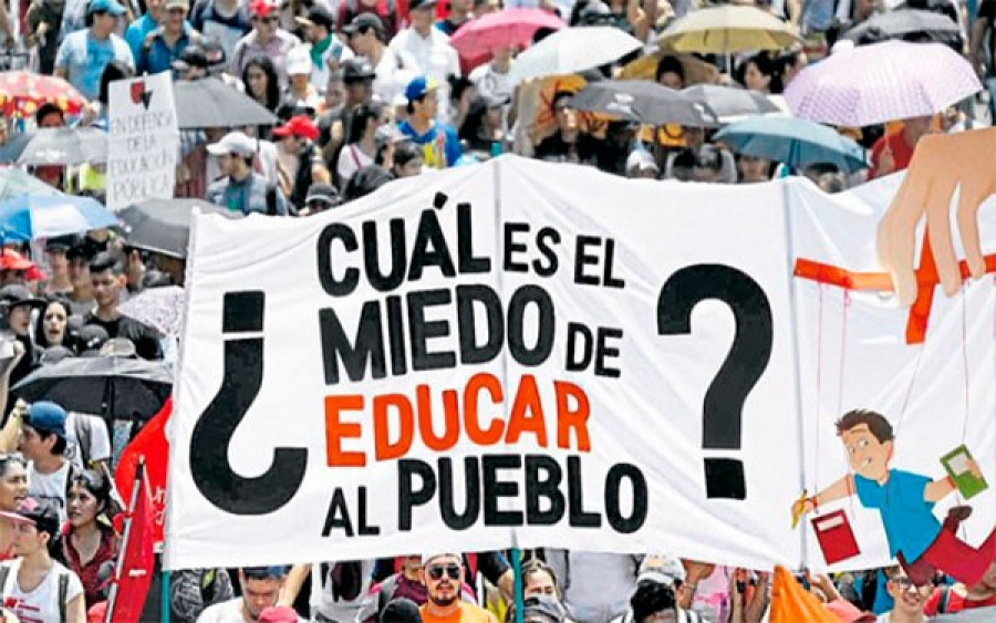 En Colombia hay más de un motivo para la protesta social: CGT