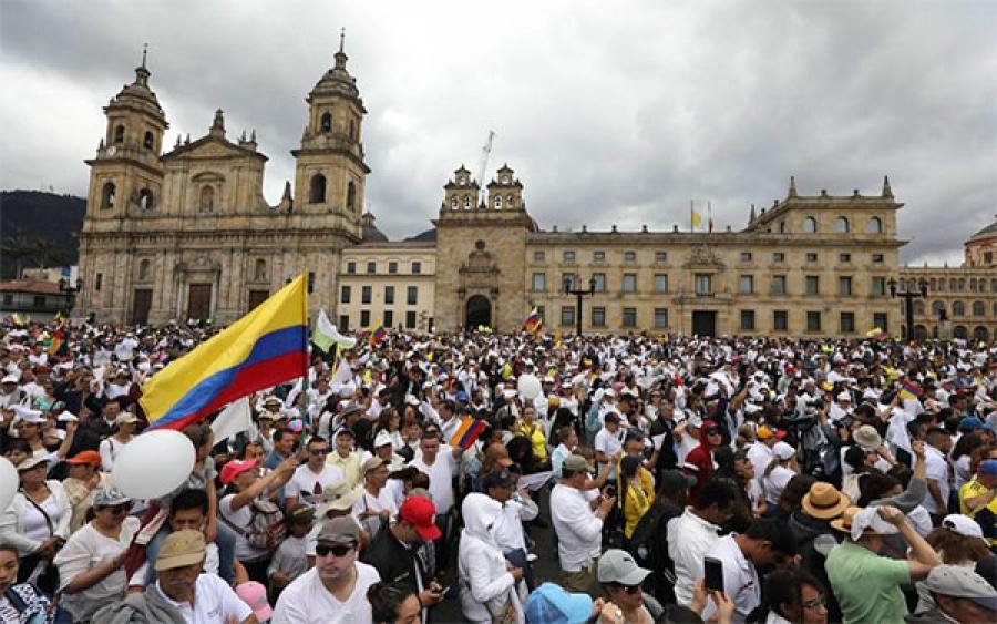 Hablaron los colombianos