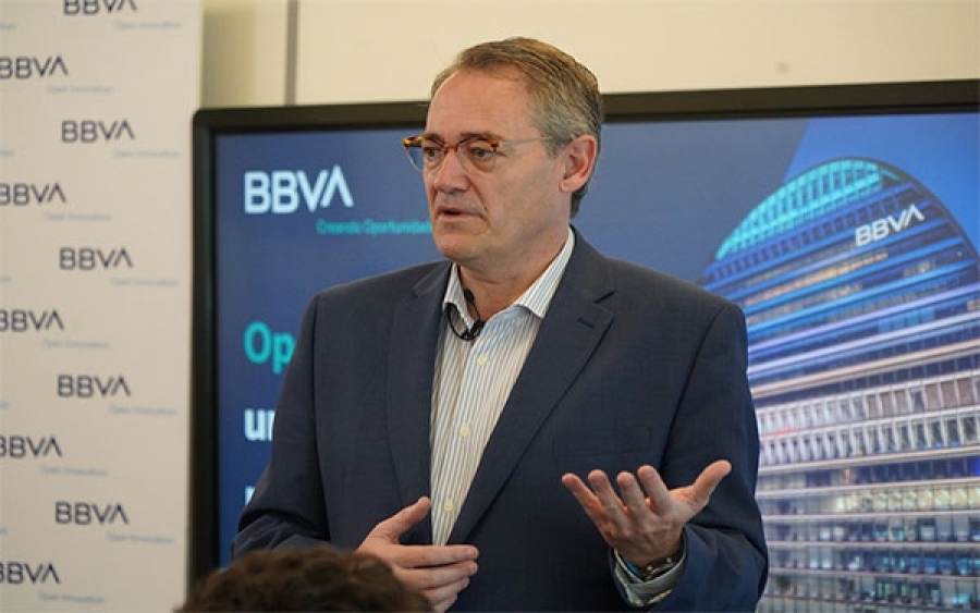 Nuevo centro de innovación, la apuesta de BBVA