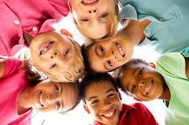 Que los niños sonrían por siempre
