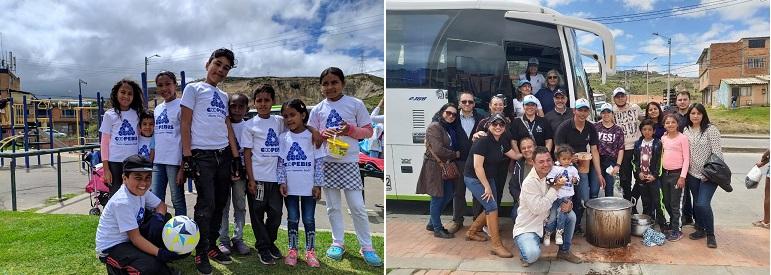 Coopebis, compartiendo cooperativismo en Ciudad Bolívar