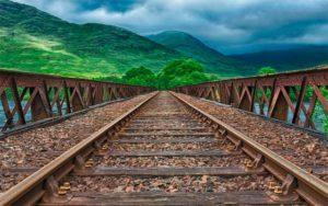 BBVA se montó en el tren del desarrollo