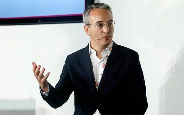 Mario Pardo, nuevo presidente ejecutivo de BBVA en Colombia