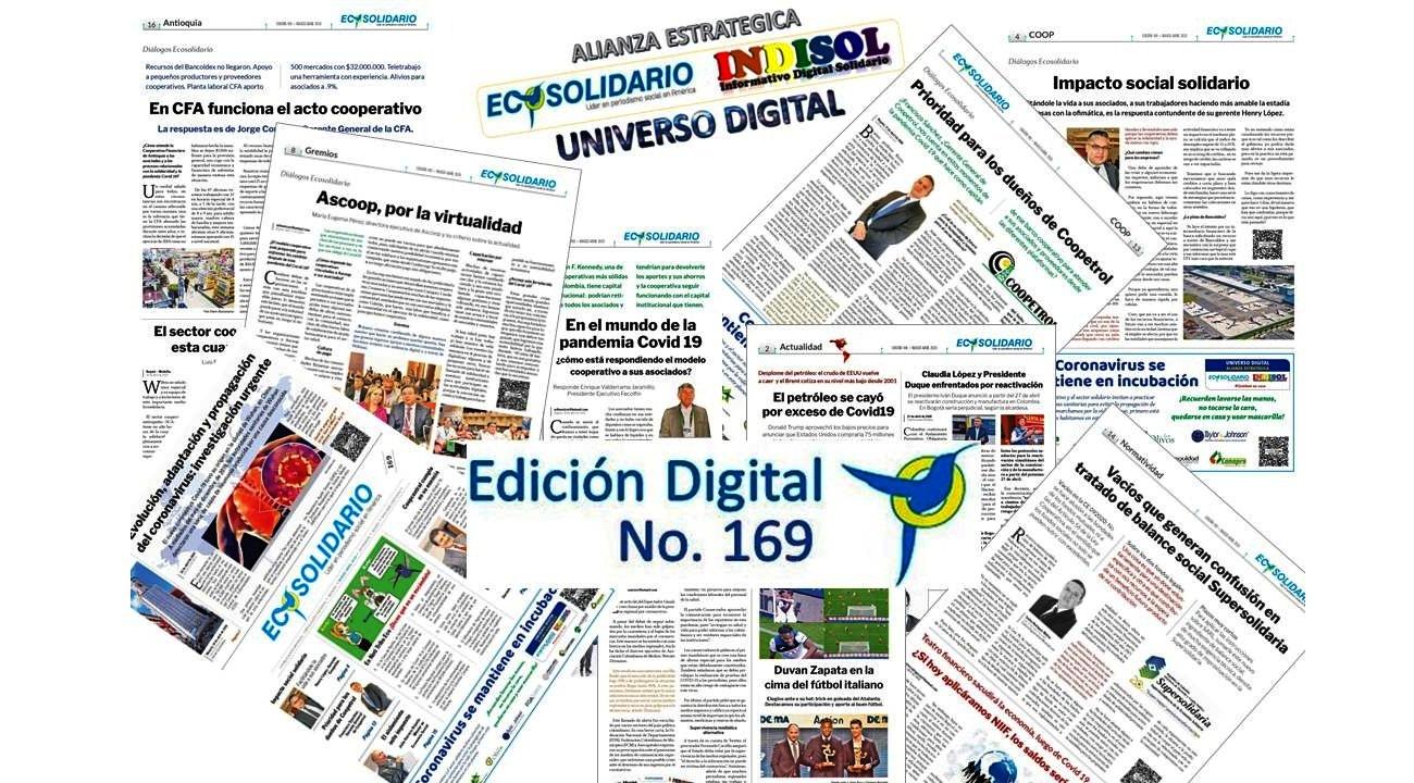Edición Digital ECOSOLIDARIO 169