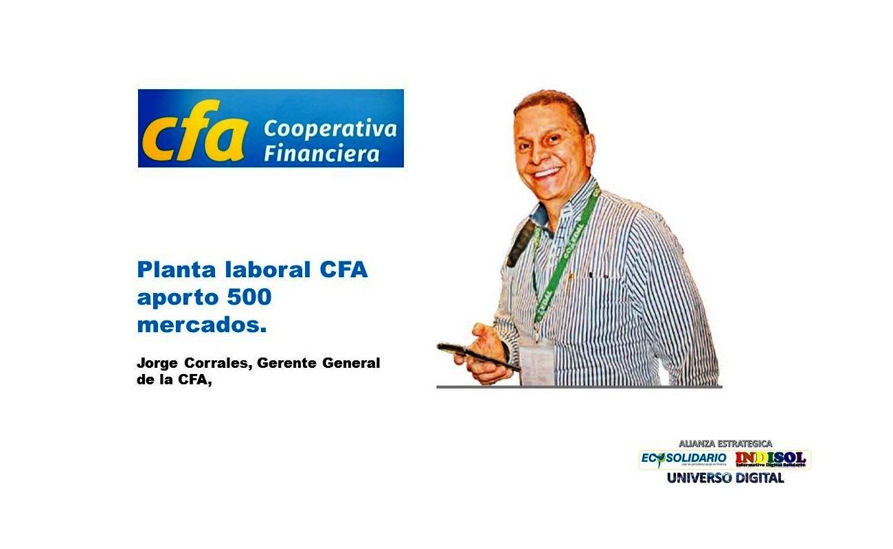 En CFA funciona el acto cooperativo
