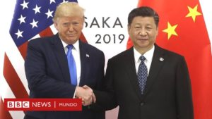 Una pelea de gigantes, el pulso será a favor de Trump