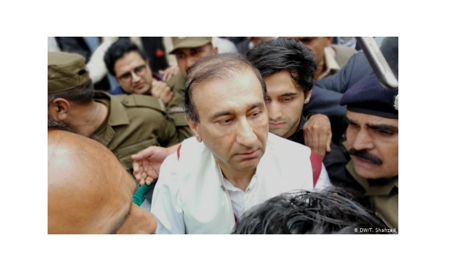 ¿Por qué el magnate de los medios de Pakistán está tras las rejas?