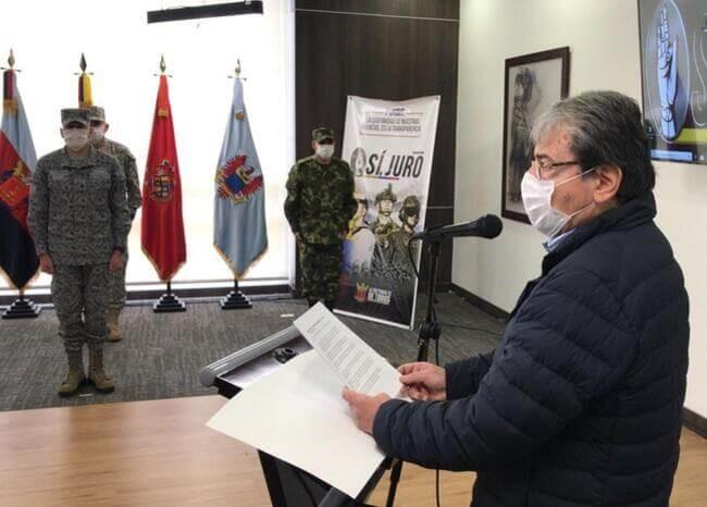 Publicidad militar para combatir escándalo en la inteligencia del ejército