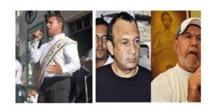 La Fiscalía capturó a este prócer Jhon Jairo Pulido Pulgarín, alcaldes corruptos condenados. Resumen: Hoisenberg a 7  Hoyos a 9 años de prisión