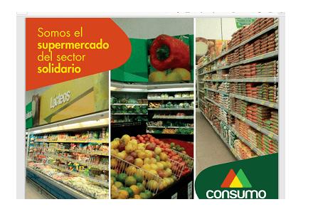 Consumo se consolida como fábrica de mercados y apoyo al sector solidario