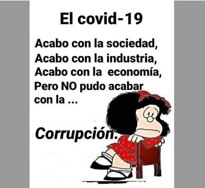 Reinventar ¿La corrupción?