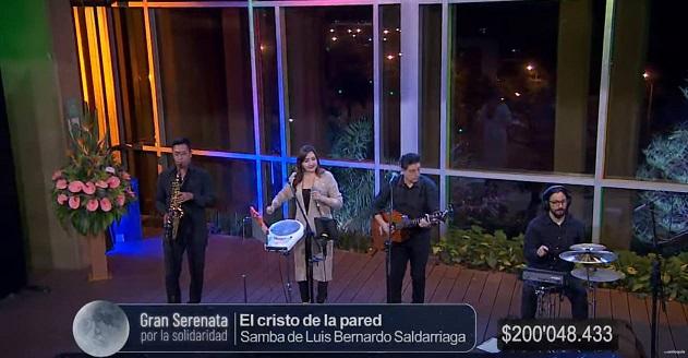 Serenata solidaria para hacer de la música, la vida y la rutina un canto de amor