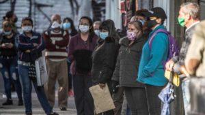Crece el contagio, ladrones desaforados y la seguridad embolatada en Bogotá
