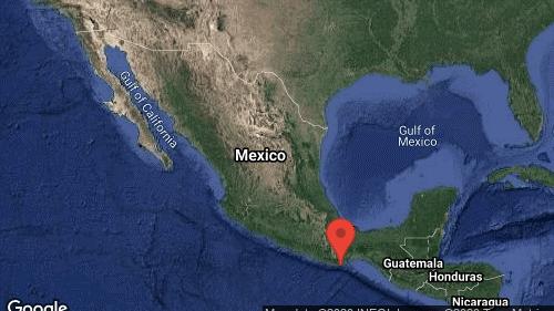 Sismo magnitud 7.5 desde Oaxaca hasta CDMX – Alerta de Tsunami en el Pacífico