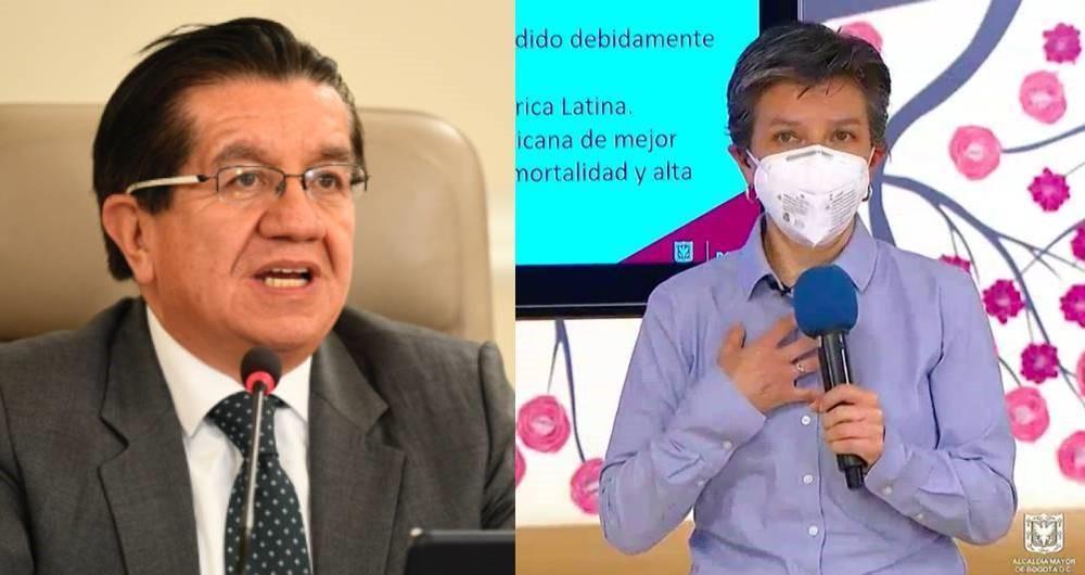 No Hay cuarentena total para Bogotá. 7.166 fallecimientos, 211.038 infectados