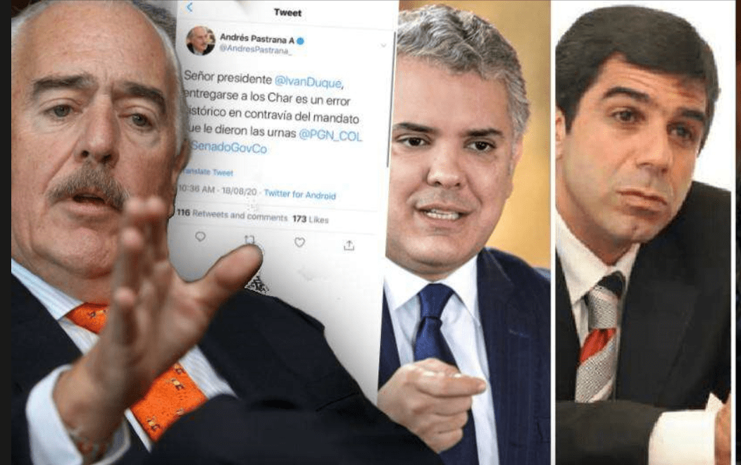La inmadurez política de Duque en su mandato perdido. Renuncia Uribe al Senado.