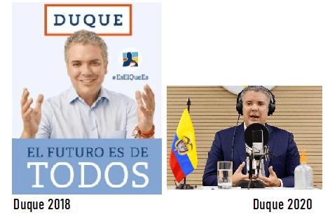 El mandato perdido de Iván Duque