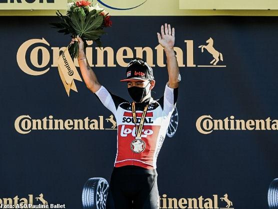 Caleb Ewan, ganó 3a etapa, historias del tour de Francia, anecdotas, clasificación