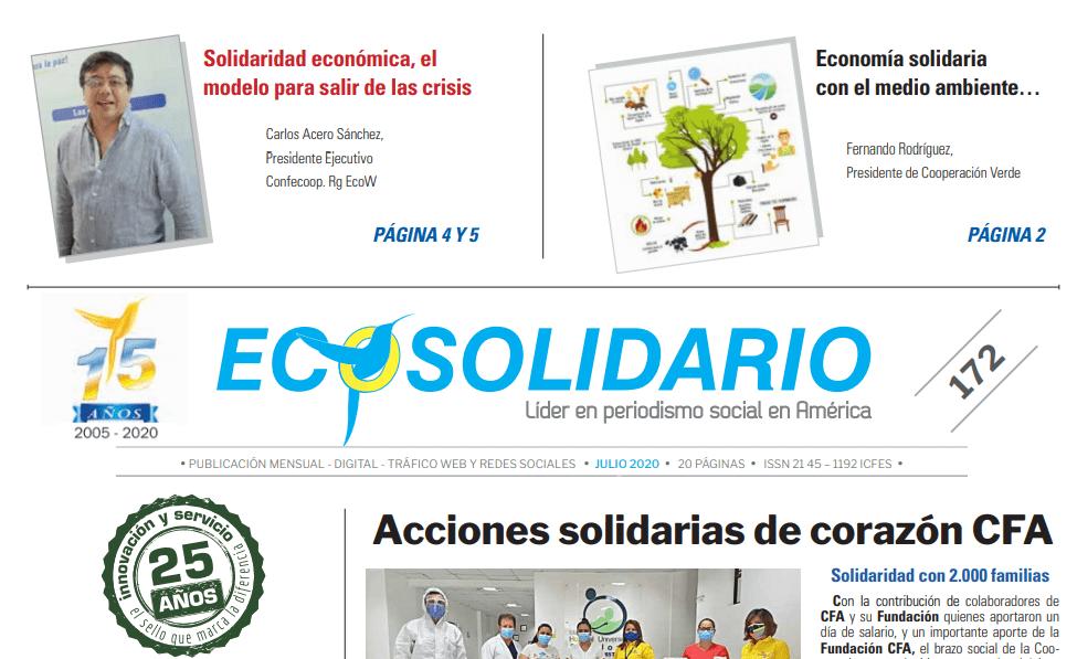 Economía y desarrollo social es posible con el modelo empresarial cooperativo y solidario