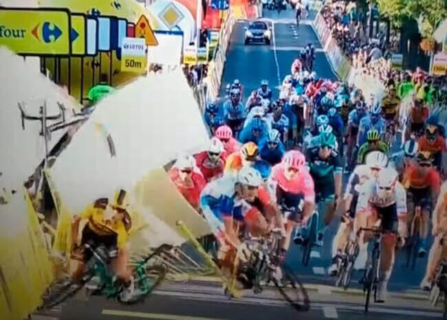 Denuncian a Groenewegen por mala intención en Vuelta a Polonia – Colombia sede Sub20