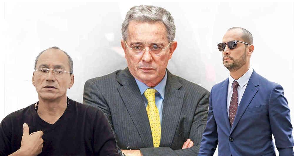 La narrativa de 'Víctor' en la estructura de testigos a favor de Uribe