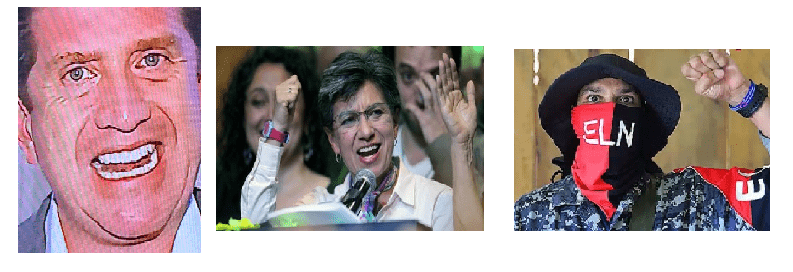 Desde Casa de Nariño ladran maltratos a Claudia López. Policia: compraría armamento antimotin