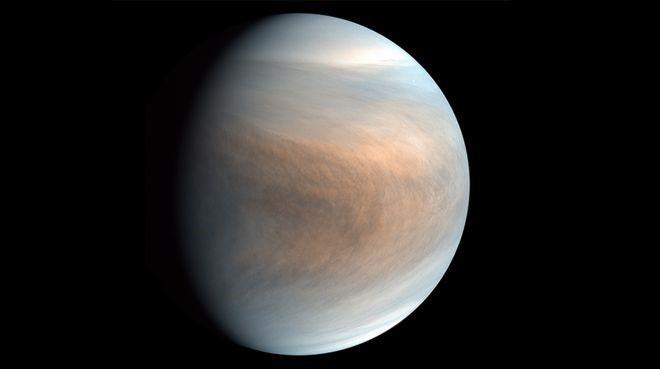 Hallazgo en el universo, Venus vive o ¿está viva?