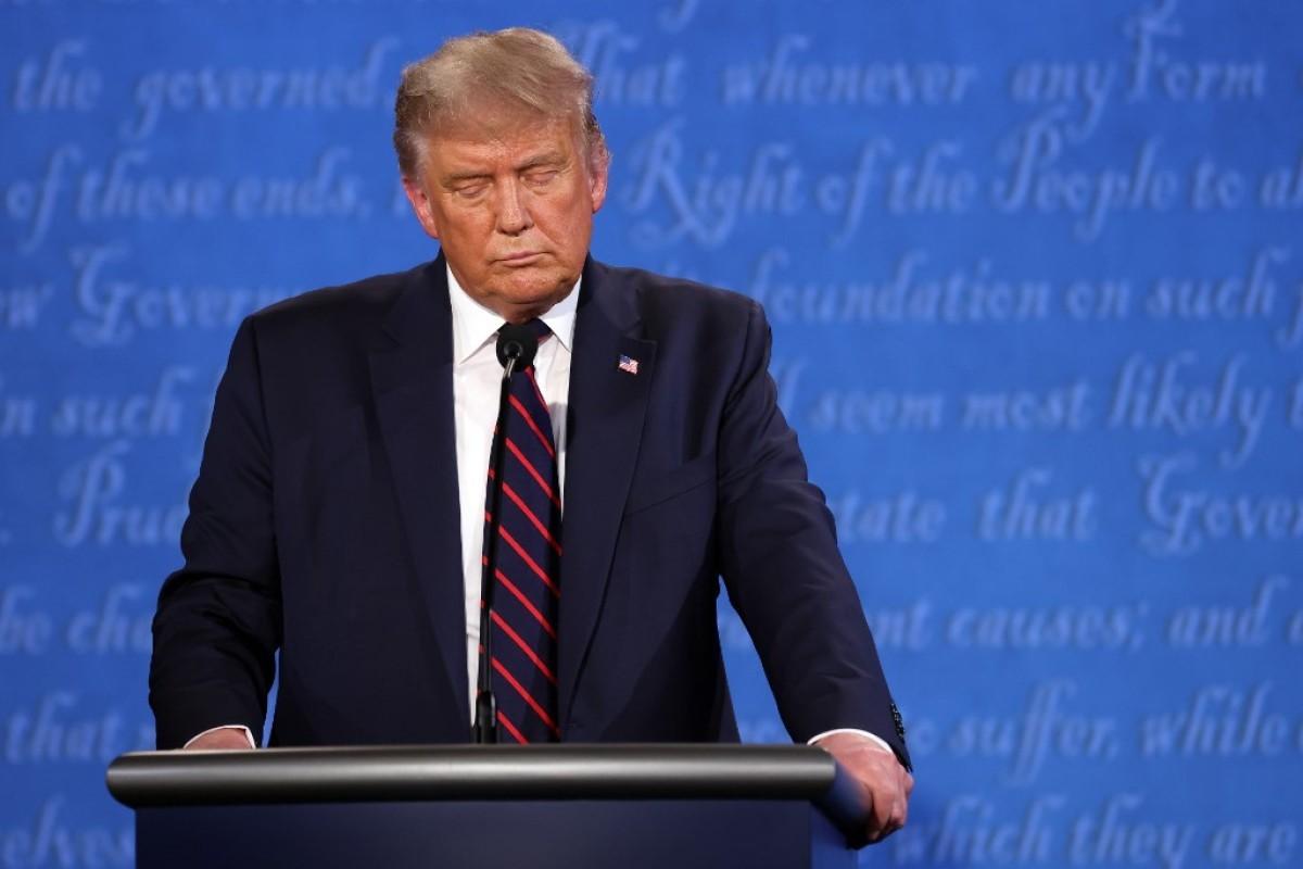 Ceguera populista de Trump lo encierra en su burbuja dictatorial